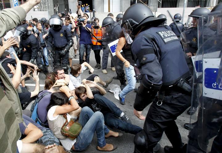 Spanische Revolution – Email an Außenminister Westerwelle